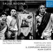 Alan Curtis - Salve Regina/ Sacred Works By Scarlatti, (0886975394425) (1 CD)