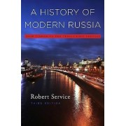 A History of Modern Russia by Robert Service