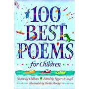 100 Best Poems for Children by Sheila Moxley