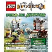 LEGO CASTLE BUILD AN ADVENTURE~INCLUDES 140 BRICKS & 2 MINIFIGURES NEW!!!