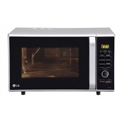 LG 28 L Convection Microwave Oven (MC2886SFU, Silver)