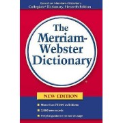 Merriam-Webster's Dictionary by Merriam-Webster