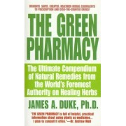 The Green Pharmacy by James A Duke Ph.D.