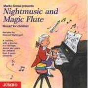 Nightmusic and Magic Flute. Mozart for children. CD by Marko Simsa