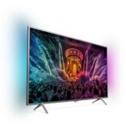 Philips 6000 series Ultraslanke 4K-TV met Android TV™ 55PUS6401/12 (55PUS6401/12)