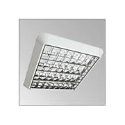 corp iluminat montaj aparent FIRA-03 4X18W FIRA-03 MATIS 4X18W drept 7 lamele