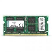 Kingston Technology Kingston KVR16S11/8 RAM 8Go 1600MHz DDR3 Non-ECC CL11 SODIMM 204-pin 1.5V