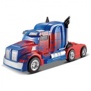 Gift World Transformers 2.4Ghz One-key Transform R/C Optimus Prime Changing Car