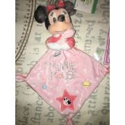 Doudou Minnie Mouse Cosmic Plat Rose Disney Baby Simba Toys Benelux Handpuppet Soft Toys Peluche Planetes Etoiles
