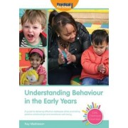 Understanding Behaviour in the Early Years by Kay Mathieson