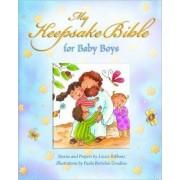 My Baby Keepsake Bible for Baby Boys by Paola Bertolini Grudina