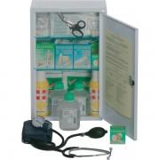 Cassetta Primo Soccorso in metallo (oltre 3 persone) Pharma Shield DM388