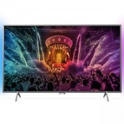 Телевизор Philips 43 инча UHD TV, DVB-T2/C/S, Android TV, Ambilight 2, Pixel Precise UHD/43PUS6501/12