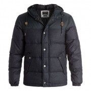 Doudoune Woolmore Dark Grey Heather - Quiksilver