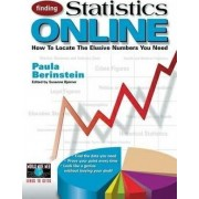 Finding Statistics Online by Paula Berinstein