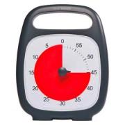 Time Timer Plus Tischuhr mit akustischem Signal, 14x18 cm