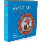 Mandale dacice vol.1 Zei eroi zane si animale de legenda