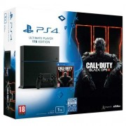 Consola PlayStation 4 Ultimate Player Edition 1TB + joc Call of Duty Black OPS 3