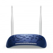 ROUTER WIRELESS ADSL2+ TD-W8960N 300MB/S KOM0060