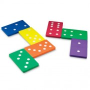 Jumbo Dominoes, For Grades K And Up, Sold As 1 Set [importato da UK]