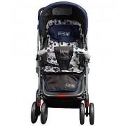 Luv Lap Sunshine Baby Stroller Navy Blue