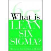 What is Lean Six Sigma by Michael L. George