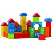 Heros Building Blocks Knights Castle