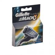 Gillette Mach3 Systemklingen (4er Pack)