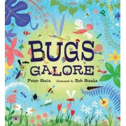 Bugs Galore Board Book by Peter Stein