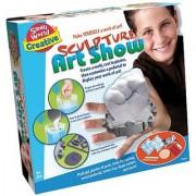 Small World Toys Creative - Sculpture Art Show Art & Craft Kit