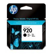 HP 920 Black Officejet Ink Cartridge Use in selected Officejet Pro printers
