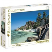 Seychelles 500 Piece Jigsaw Puzzle