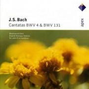 J.S. Bach - Cantatas4&131 (0809274957429) (1 CD)