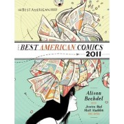 The Best American Comics by Alison Bechdel