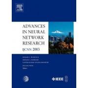 Advances in Neural Network Research: IJCNN 2003 by D.C. Wunsch II