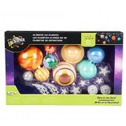 Glow In The Dark Ultimate 3 D Solar System And Stars Kit