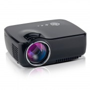 VideoProiector LED Mini TechStar ML213 Black Cu Conexiune HDMI AV Si USB