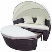 Bračni Krevet - Garnitura Za Sedenje 2 u 1 Od PT Ratana - Felicita