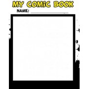 My Comic Book - Create Your Own Comic Book from Start to Finish by Raymond Mullikin