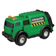Happy People 35959 - Toy State, Mad Machines, Rush & Rescue, de recogida de basura, Vehículo