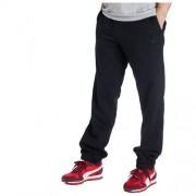 Asics Spodnie dresowe Asics - męskie czarne bawełniane