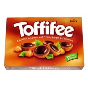 Шоколадови бонбони Toffifee 400г.