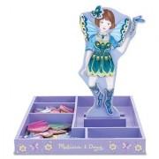 Melissa & Doug Petal Fairy Magnetic Dress Up