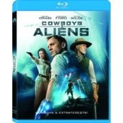 COWBOYS AND ALIENS BluRay 2011