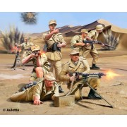 Revell 1:76 - German Africa Corps WWII Set Figurine (RV02616)