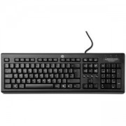 Клавиатура HP Classic Wired Keyboard, Черна, WZ972AA