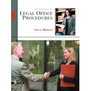Legal Office Procedures by Joyce Morton