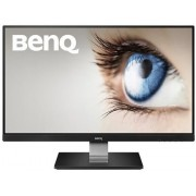 "Monitor IPS LED BenQ 23.8"" GW2406Z, Full HD (1920 x 1080), HDMI, DisplayPort, VGA, 5 ms (Negru)"