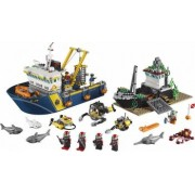 Set Constructie Lego City Nava De Explorare In Largul Marii