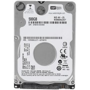 HDD Laptop Western Digital AV-25 WD5000LUCT, 500GB, SATA II, 16MB Buffer, 2.5""